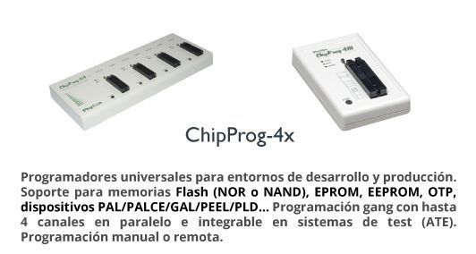 Producto ChipProg 4x