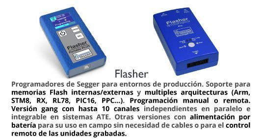 Producto Flasher